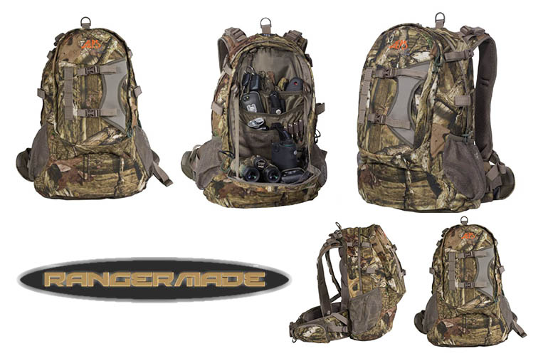 ALPS OutdoorZ Pursuit Bow Hunting Daypack Review