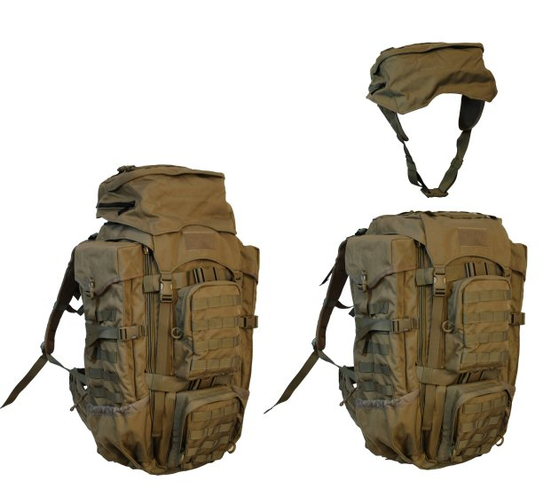 The Eberlestock F4 Terminator Hunting Backpack