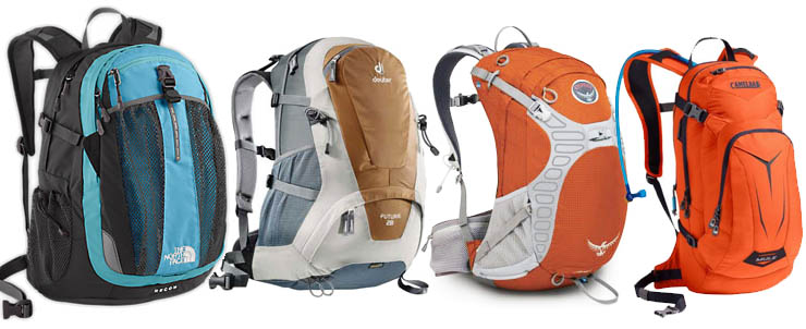 ee5f3d32f0 Best daypack for hiking - Top rated hiking daypacks in 2017