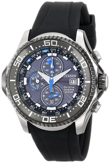 Citizen Promaster (Aqualand) with Depth Meter and Chronograph - Best Dive Watches Contest Winner