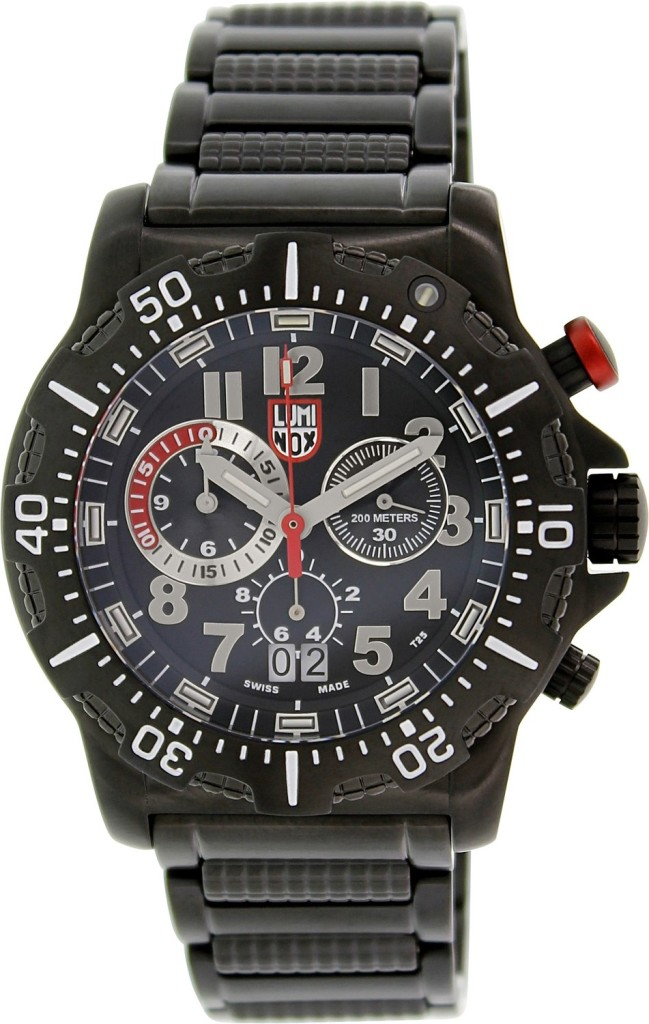 Luminox Dive Chronograph - contender for best diver watch