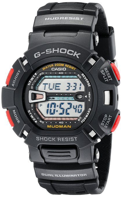 Best G-Shock watch for EMS/EMT