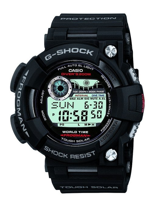 Best G-Shock Dive watch