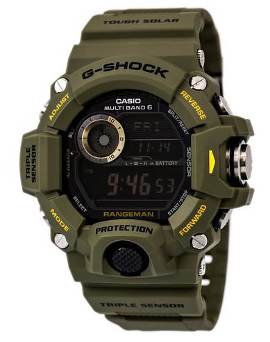 Best G-Shock for shooting