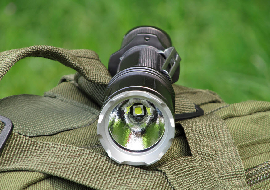 tactical flashlight 2