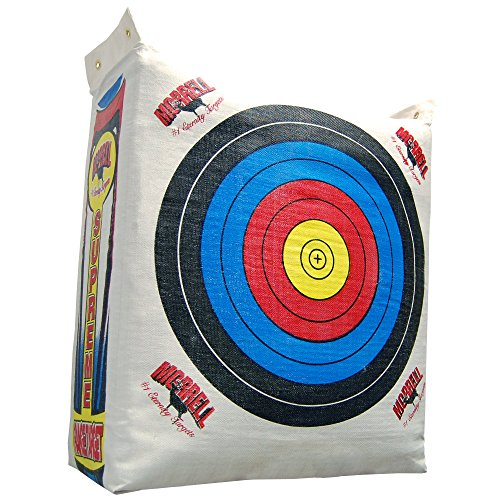 Black Hole-4 Sided Archery Target-Stops ALL Fieldtips and Broadheads B61110