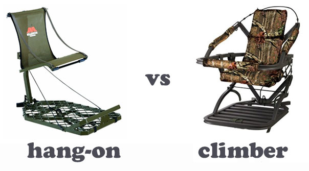 Best Tree Stand - Hang-on vs Climbing