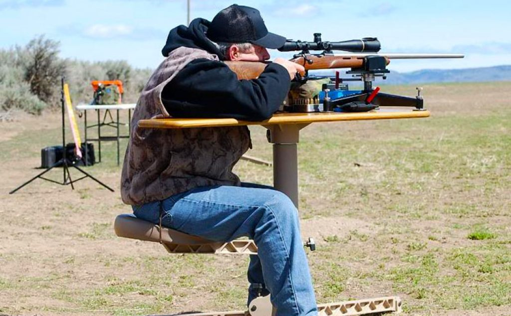 The Top 9 Portable And Folding Shooting Benches Rangermade