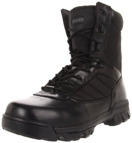 7f40c7cce8 4) Bates Men s Ultra-Lites 8 inches Tactical Sport Side-Zip Boot