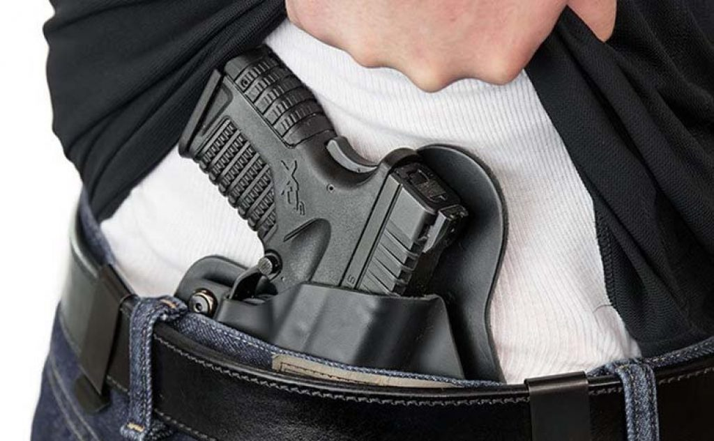 IWB Holster for Big Guys