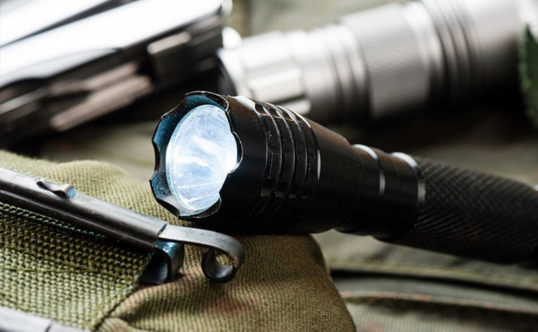 Police Flashlight Reviews