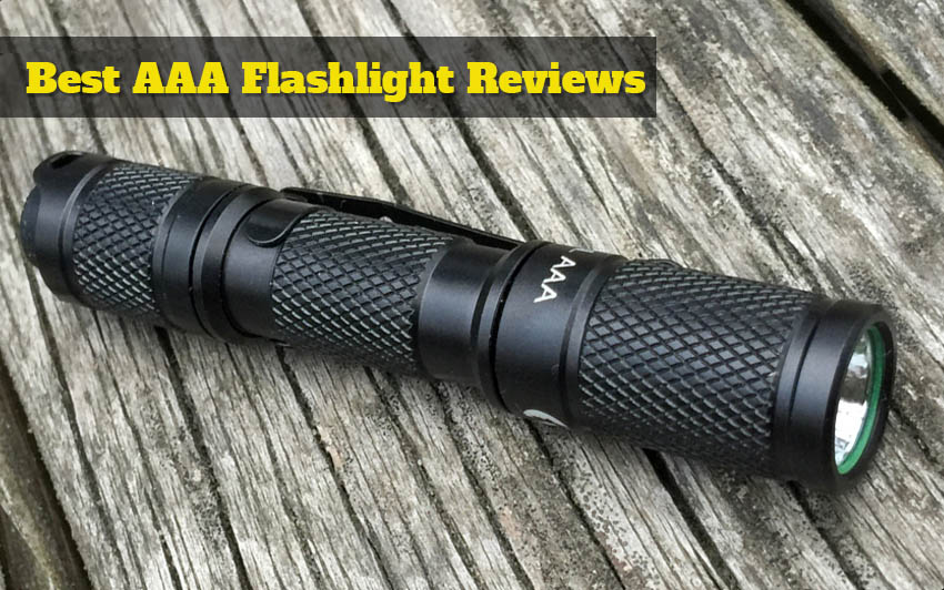 Best AAA Flashlight Reviews
