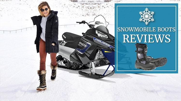 Snowmobile Boots Reviews