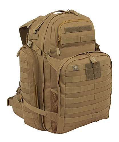 This tactical backpack gives you an extra-large main compartment with  multiple internal storage pockets. There are many things we like about this  tactical ... 30638604f83c2