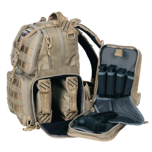 ... a range mission is not to have comfort or to be able to find your gear  easy and fast. Take a leap of faith and try the G.P.S. Tactical Range  Backpack. 798a2a297de41