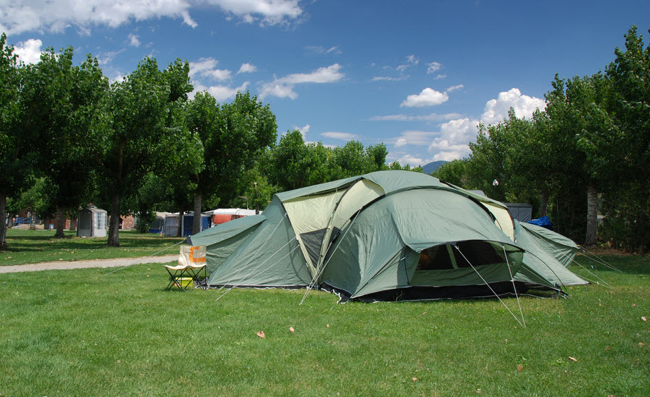 what's a good 6 person tent for camping
