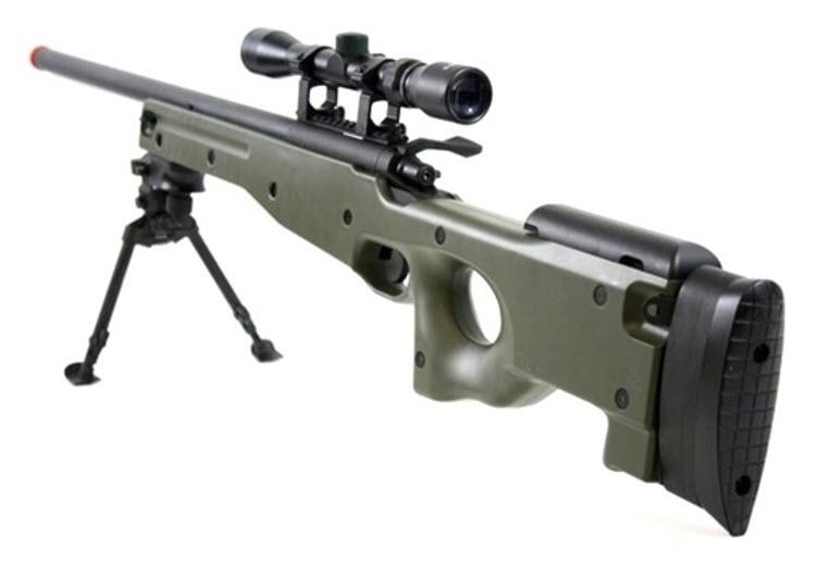 AGM L96 AWP sniper gun