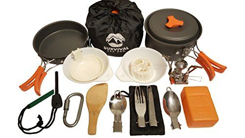 Cooking equipment for outdoors
