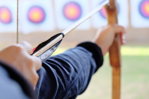 How to Choose a Good Bow and Arrow