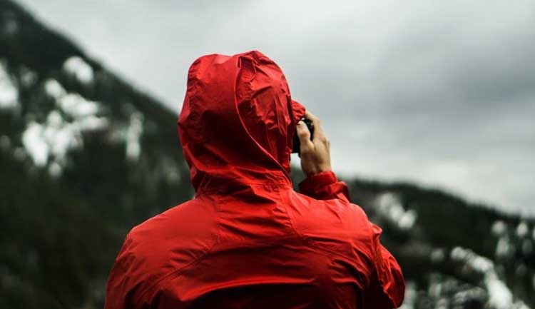 Waterproof Jackets for hiking