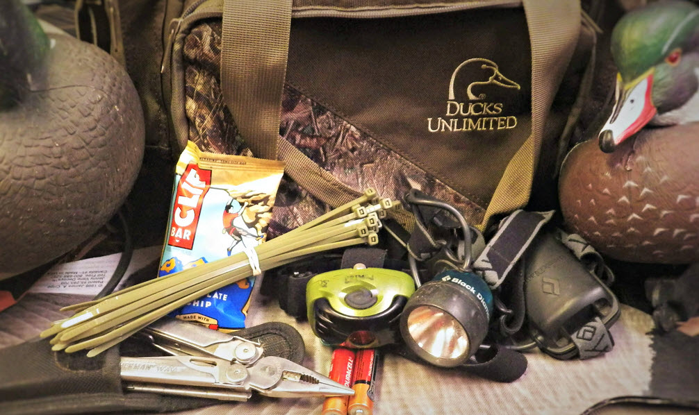 essential items for hunting