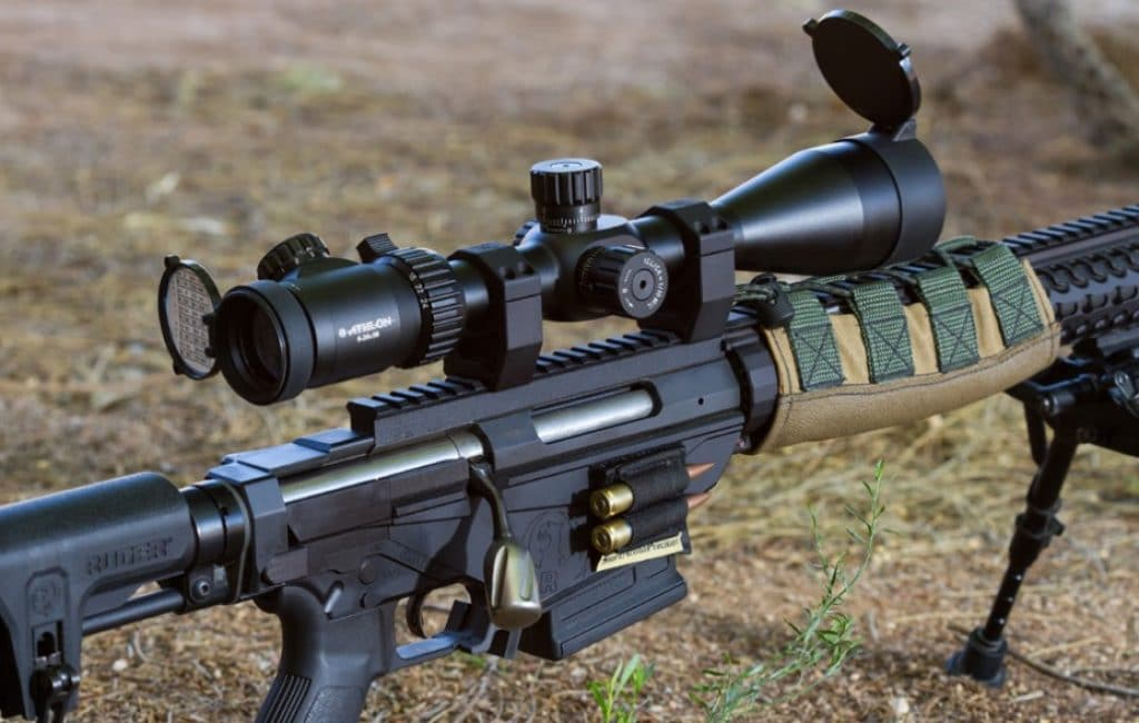 Long Range Rifle Scopes