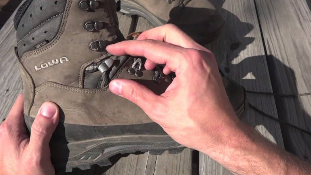 Boot Review LOWA Tibet GTX