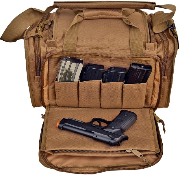 Explorer Tactical Range Ready Bag 18