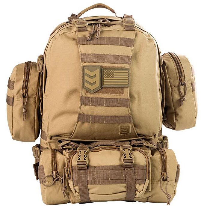 3v gear paratus operator tac pack