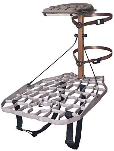 CLIMBING HANG-ON TREESTAND STEEL W//RUBBER Details about  /NEW BOLT-ON GUN HOLDERS FOR LADDER