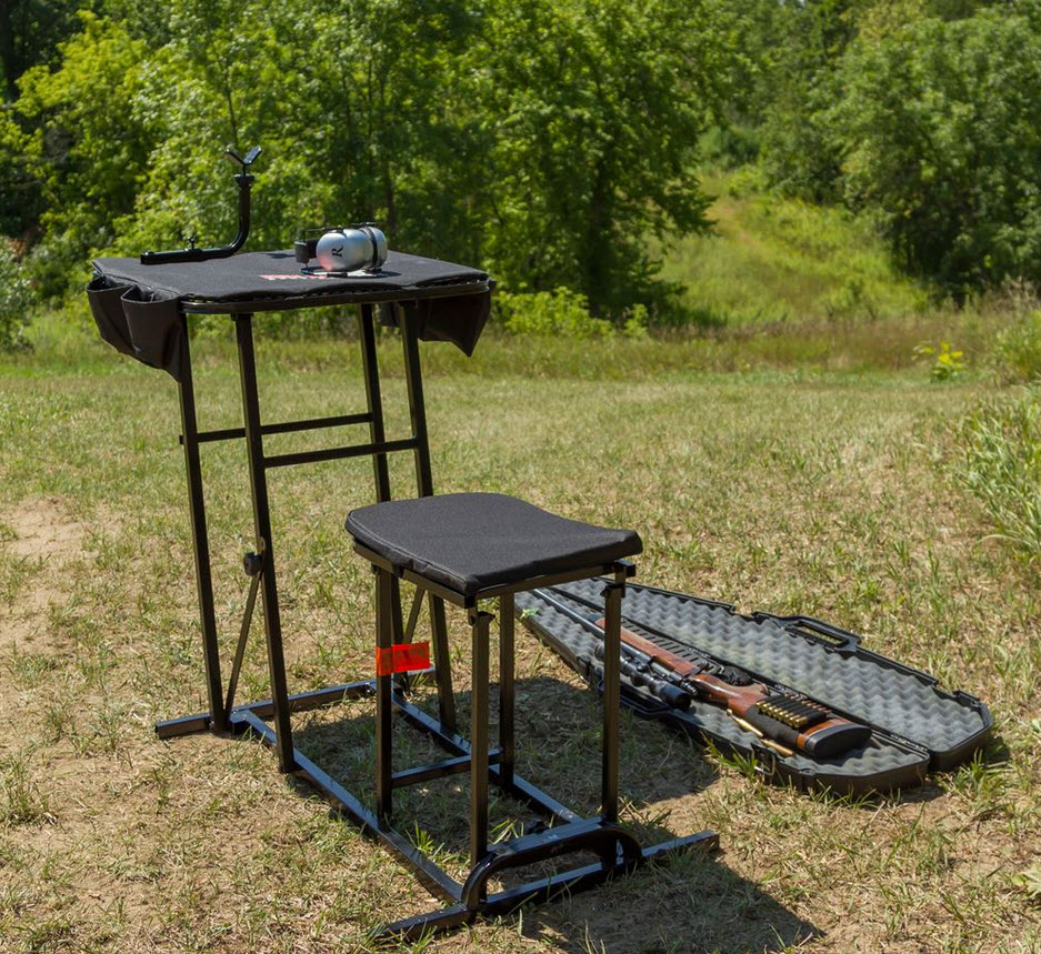 questions and answers about portable shooting benches