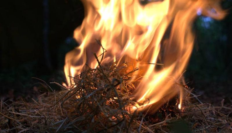 5 Ways to Start a Fire without Matches