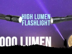 Best 1000 Lumen/High Lumen Flashlight
