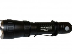 Olight M20-X Warrior Tactical Led Flashlight Review