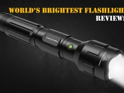 World's Brightest Flashlight