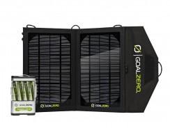 Goal Zero 19010 Guide 10 Plus Solar Charging Kit