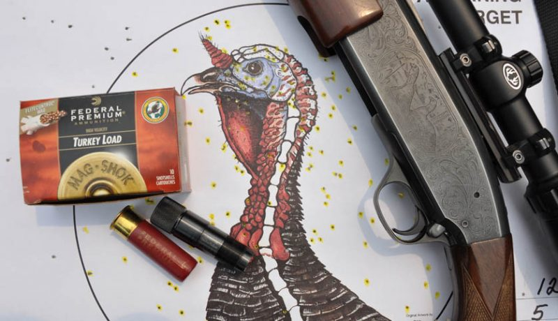 Preparing for the Wild Turkey Season: Patterns, Chokes and Loads