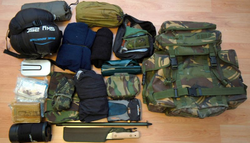 Prepping Your Tactical Survival Kit